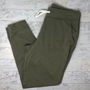 Old Navy Olive Green Jogger Pants